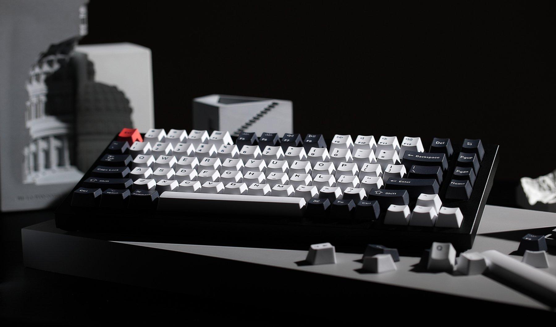 Keychron Q1 - Bàn phím cơ custom hỗ trợ QMK