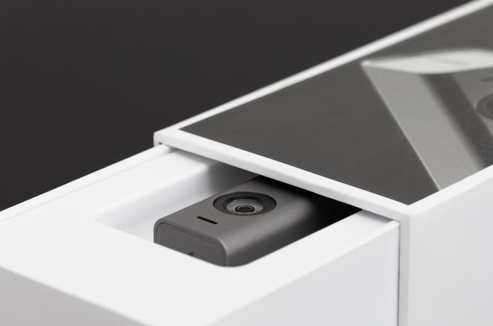Lumina: Webcam 4K với tính năng AI